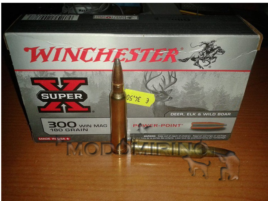 Winchester Power Point 300WM