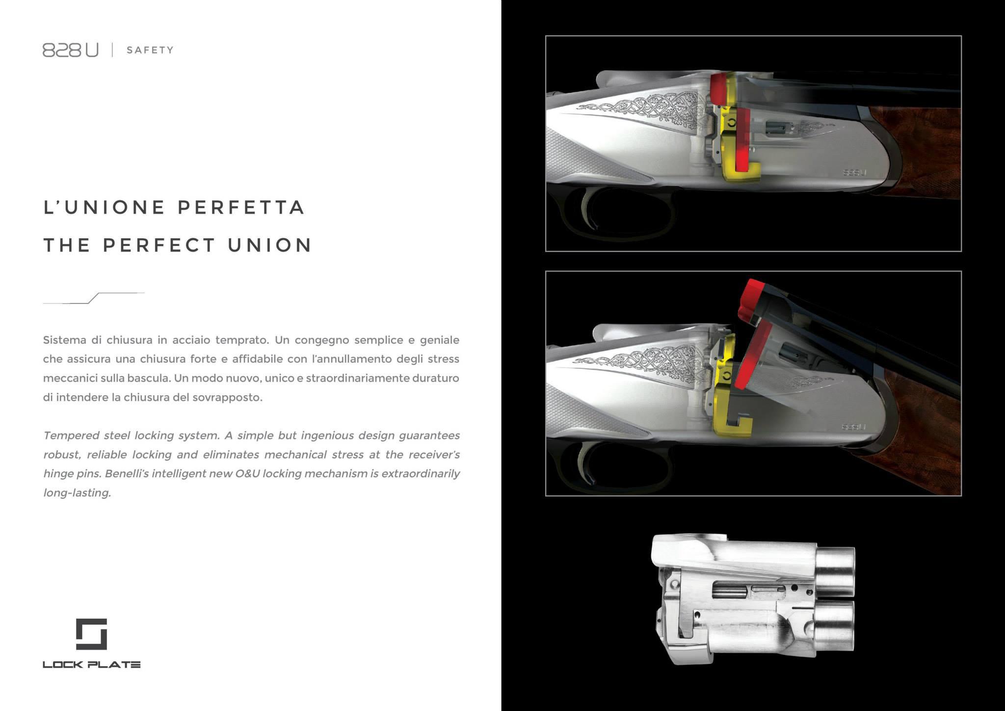 Nuovo Benelli 828 U un concentrato di innovazioni