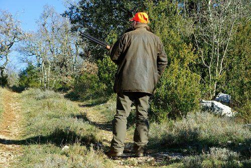 Anziano cacciatore