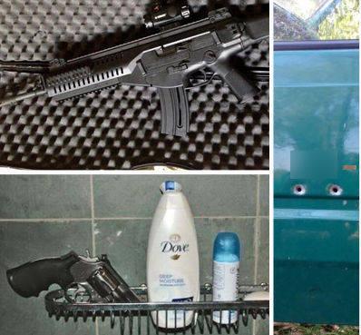 Detenzione scorretta di arma da fuoco