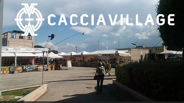 Entrata Caccia Village Umbria 2018