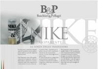 Baschieri & Pellagri Nike Trasparente