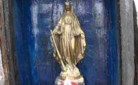 Laguna di Venezia animalisti profanano la  Madonna dei Cacciatori