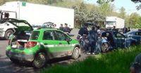 Palermo, Tre giovani fermati mentre sparavano animali in zona Calatafimi