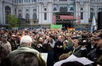 Spagna, i cacciatori scendono in piazza contro l'odio sui social network