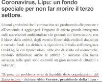 Covid-19, LIPU chiede un fondo speciale per sostenersi