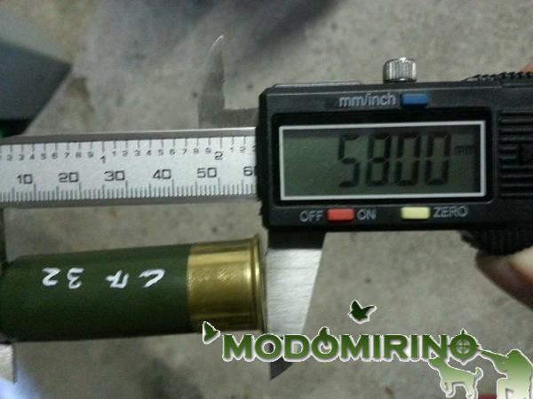 C7 32g 58mm