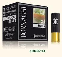 Bornaghi Super 34