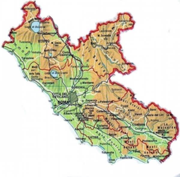 Cartina Regione Lazio Da Stampare.Caccia Lazio Nuovo Calendario Venatorio 2015 16 Community Caccia Modo Mirino