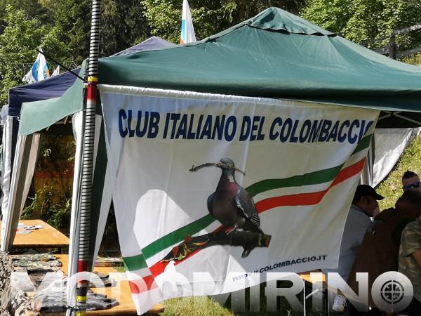 3 Festa del Cacciatore e della Montagna a Valli del Pasubio Club del colombaccio