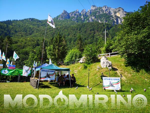 3 Festa del Cacciatore e della Montagna a Valli del Pasubio Paesaggio