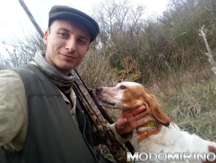 Andare a caccia con Gerardo novita
