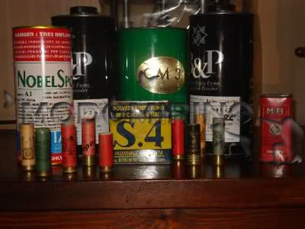 Banco Da Lavoro Per Ricarica Munizioni : Attrezzatura per la ricarica di munizioni per armi ad anima liscia