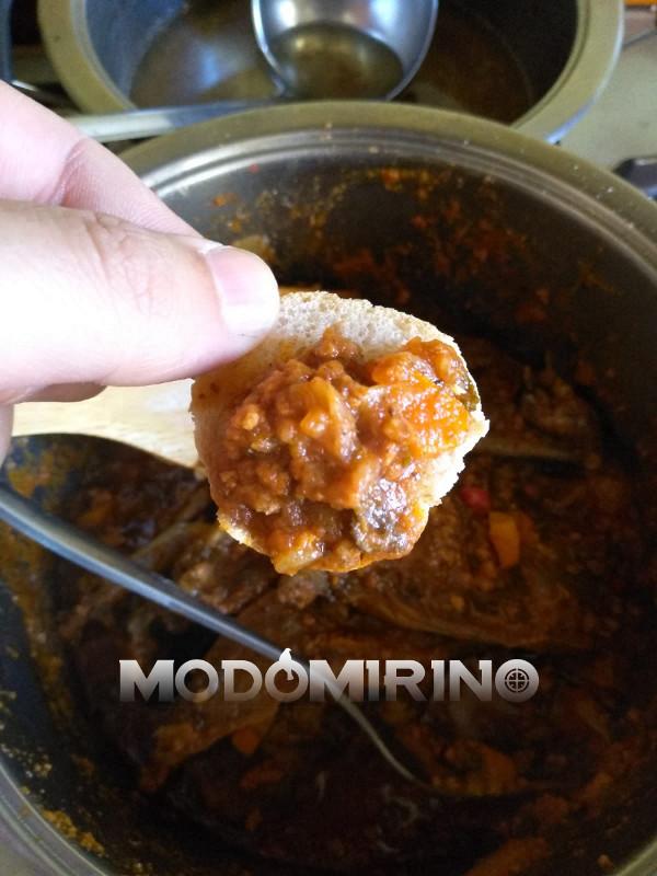 Colombacci umido fiorentina crostino