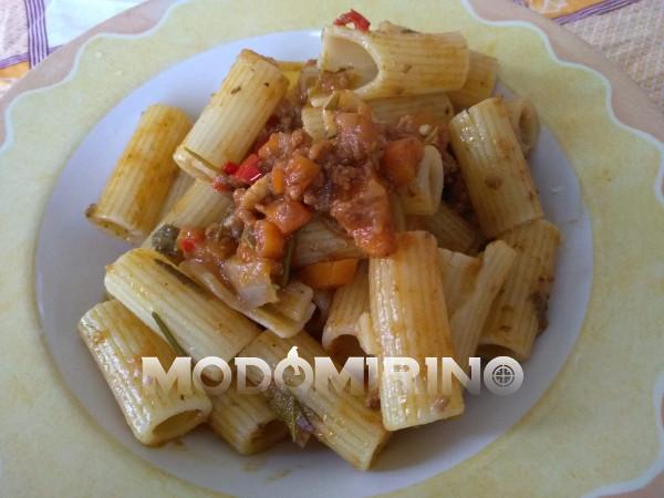 Colombacci umido fiorentina pasta