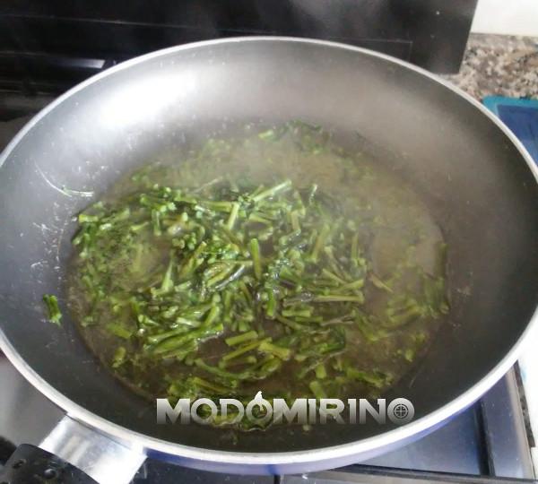 Padella asparagi saltati