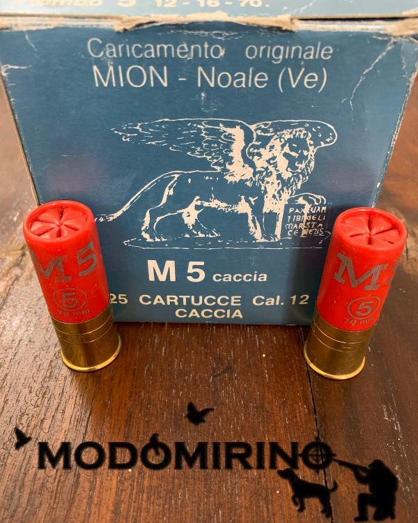 Cartucce mion noale M5