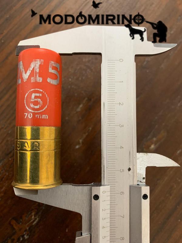 Cartucce mion noale M5 altezza