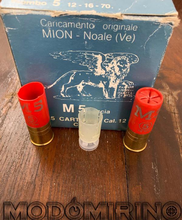 Cartucce mion noale M5 borra
