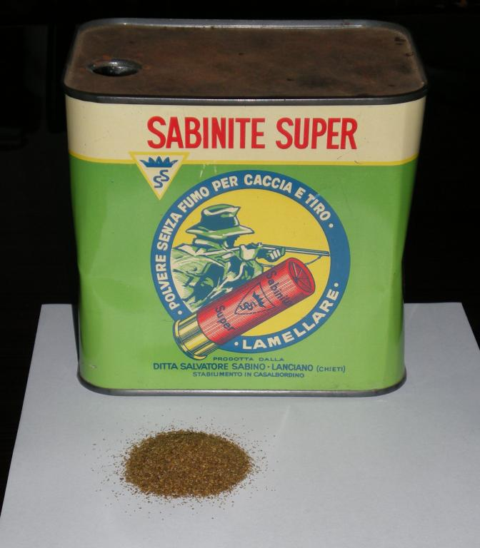 Sabinite Super