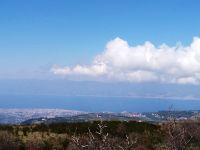 Dai monti di Reggio Calabria