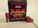 Winchester 40 nichelato