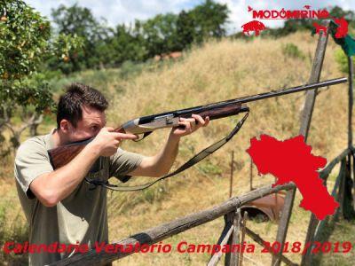 Calendario Venatorio 2020 Campania.Approvato Il Calendario Venatorio Campania 2018 2019